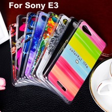 Soft TPU Plastic Case For Sony Xperia D2212 For Sony d2212 Xperia E3 Dual D2203 D2243 6.1 inch D2202 D2206 Cover Shell Housing