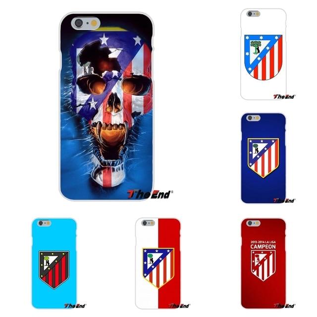 Club Atletico de Madrid S A D Logo Soft Case Silicone For Samsung Galaxy S3 S4 640x640