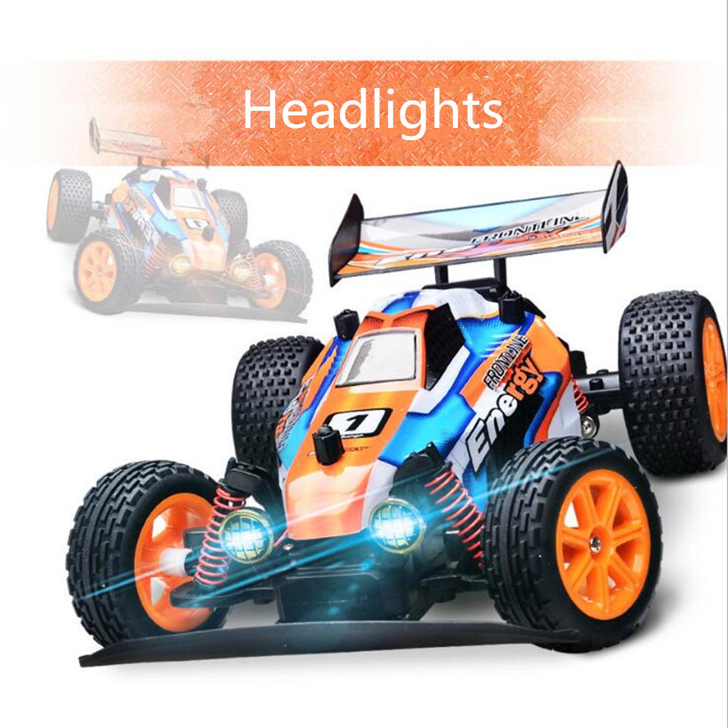 1:16 New RC Car 2.4G 20 KM/H High Speed Racing Car Climbing Remote Control Car Electric Off Road Truck Wltoys Toys For Children new high speed rc remote control car rc drift double play bumper car wltoys wheels racing model toys for children