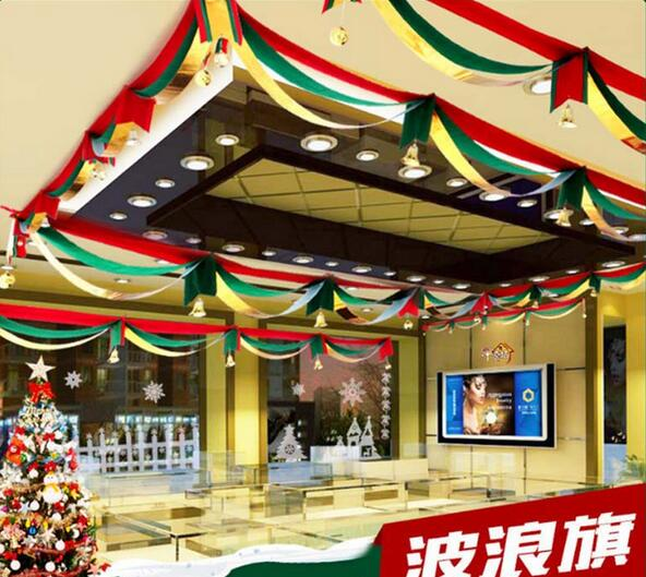 Christmas Decorations Festivals Stores Supermarkets Hotel Stores