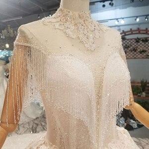 Image 3 - AIJINGYU Vestido corto de boda en línea tienda china muestra Real novia de España con Color de Indonesia boda occidental