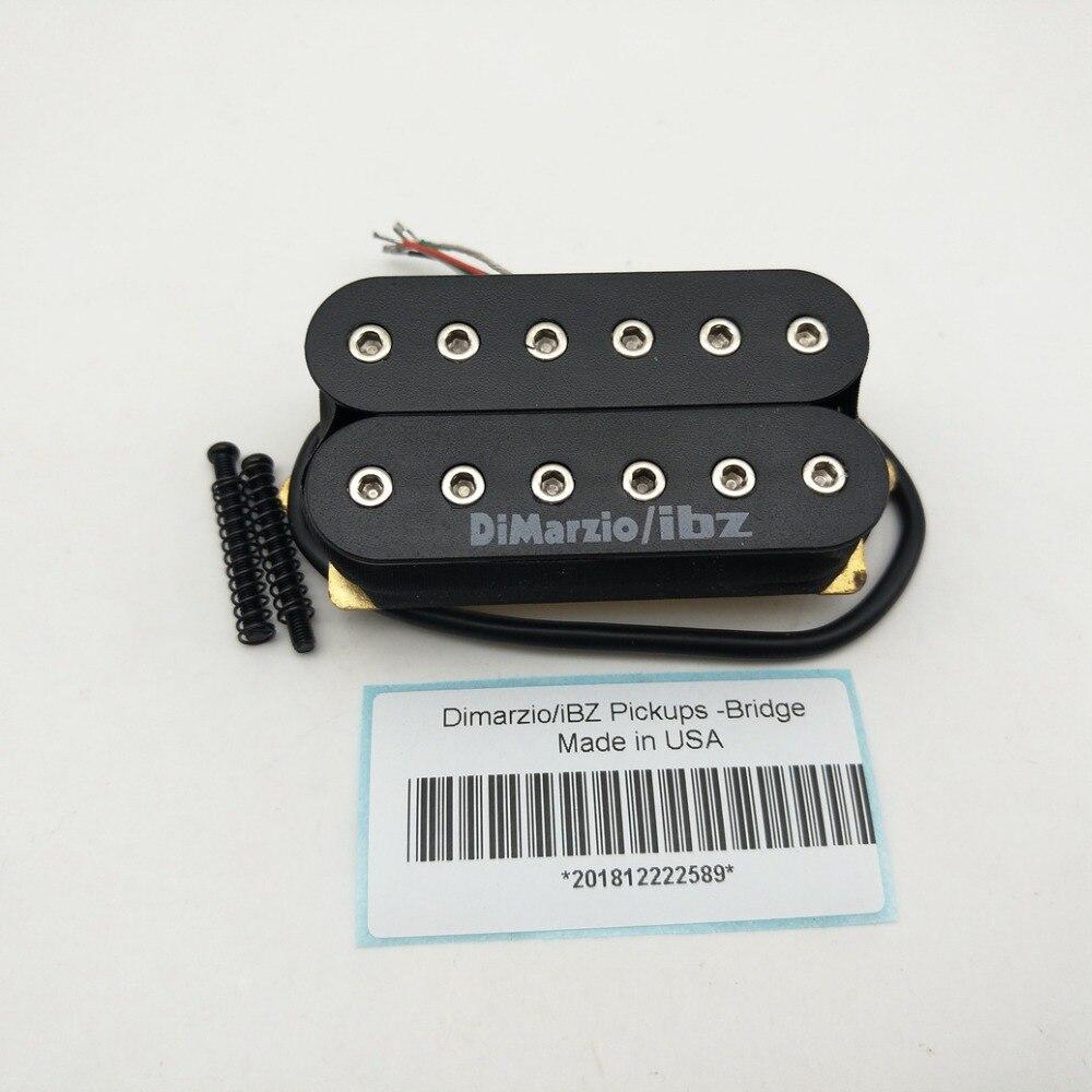 buy original dimarzio pickups black electric guitar pickup usa from reliable. Black Bedroom Furniture Sets. Home Design Ideas