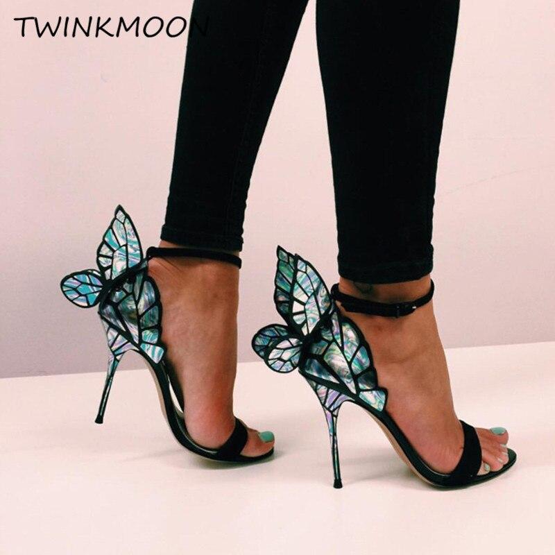 butterfly sandal0