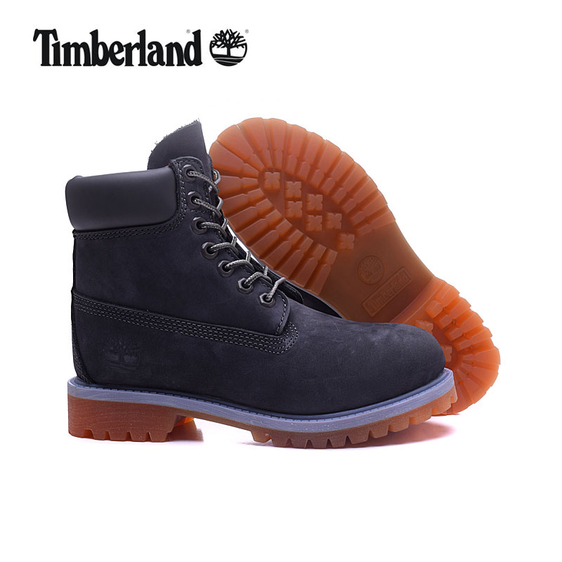 100% Original TIMBERLAND Men 6-Inch Premium Ankle Martin Boots For Man Genuine Cow Leather Durable Street Anti-Slip Shoes 10061