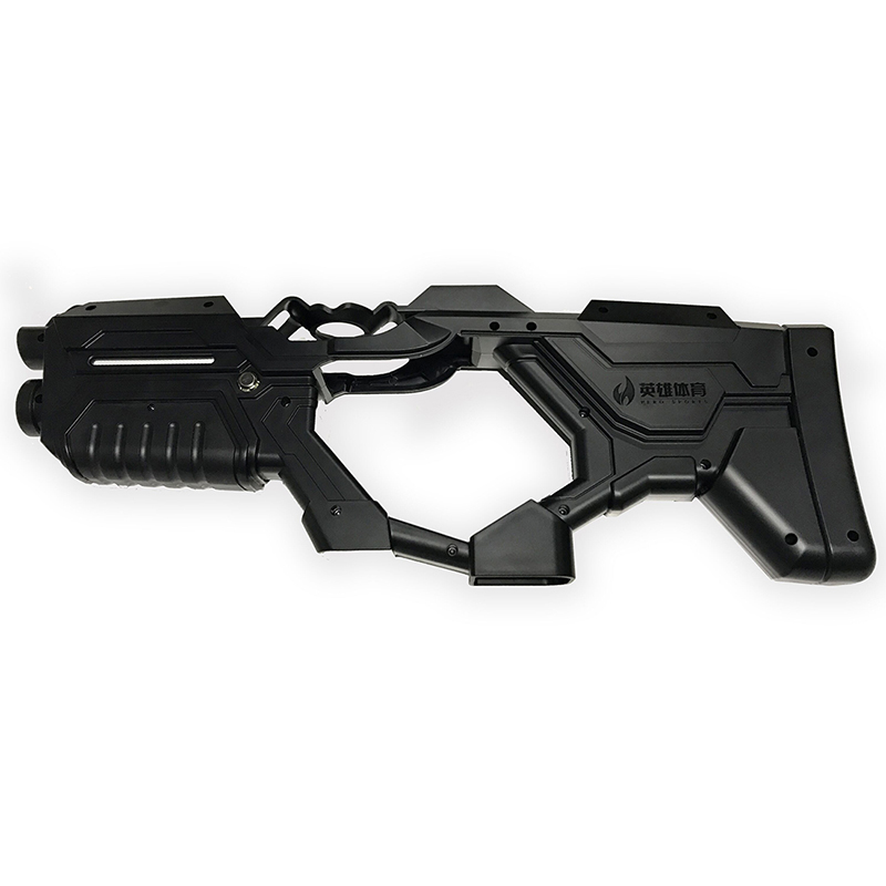 (Черный) VR пистолет контроллер чехол для htc Vive/Vive Pro устройства виртуальной реальности поток VR Virtuix Omni игры стрельба пистолет