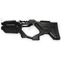 Black MAG VR Gun Controller Case For HTC Vive Virtual Reality Device Stream VR Virtuix