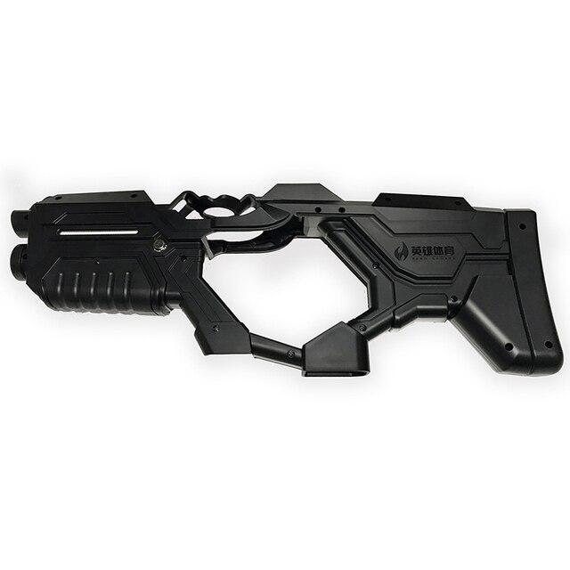 ea35a4770fc (Preto) VR Controlador Gun case para HTC Viva Vive Pro Dispositivo de Fluxo