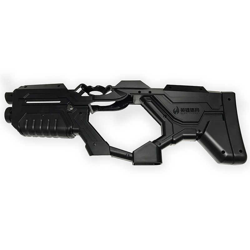 black) VR Gun Controller case for HTC Vive / Vive Pro Virtual