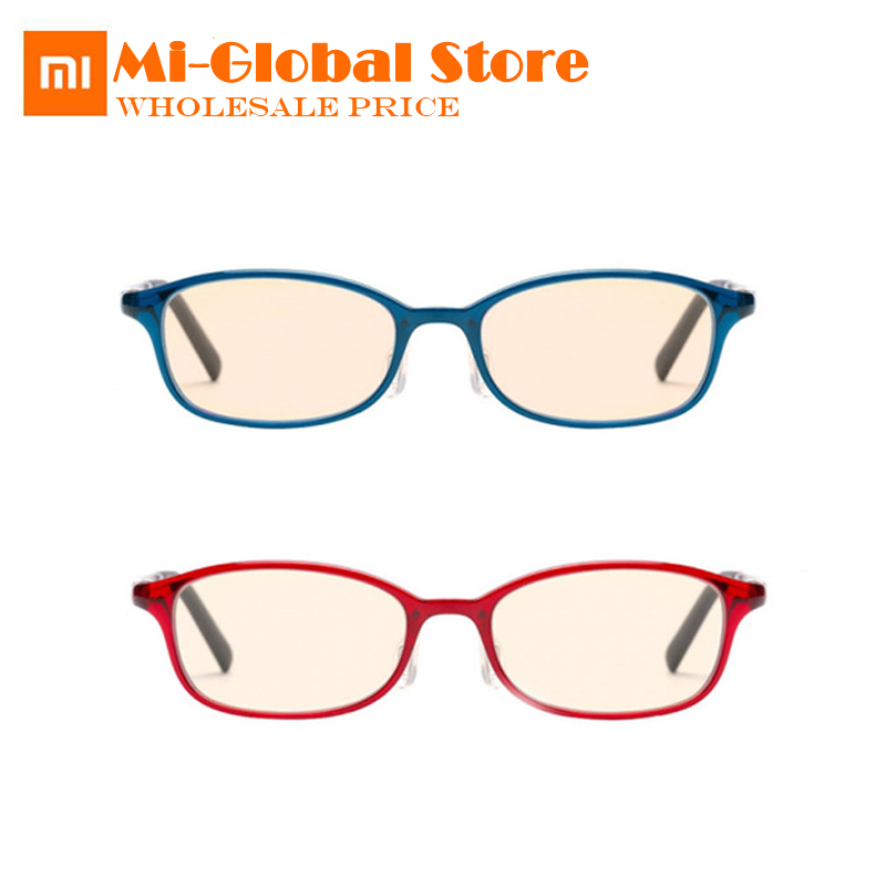 Styling Accessories Xiaomi Ts Childrens Computer Glasses Anti Blue Ray Goggles Glasses Super Light 50% Uva Uvb Rate Eye Protector Turok Steinhardt