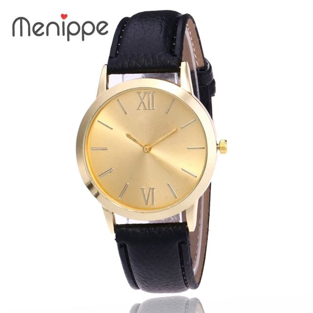 Fashion Analog Display Women Dress Watch Fashion Casual Quartz Watch Women Wrist