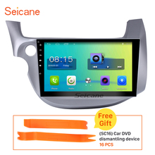 Seicane 10.1 inch Android 6.0 HD Car Radio GPS Navigation for 2007-2013 Honda Bluetooth Support 3G WIFI Network backup camera