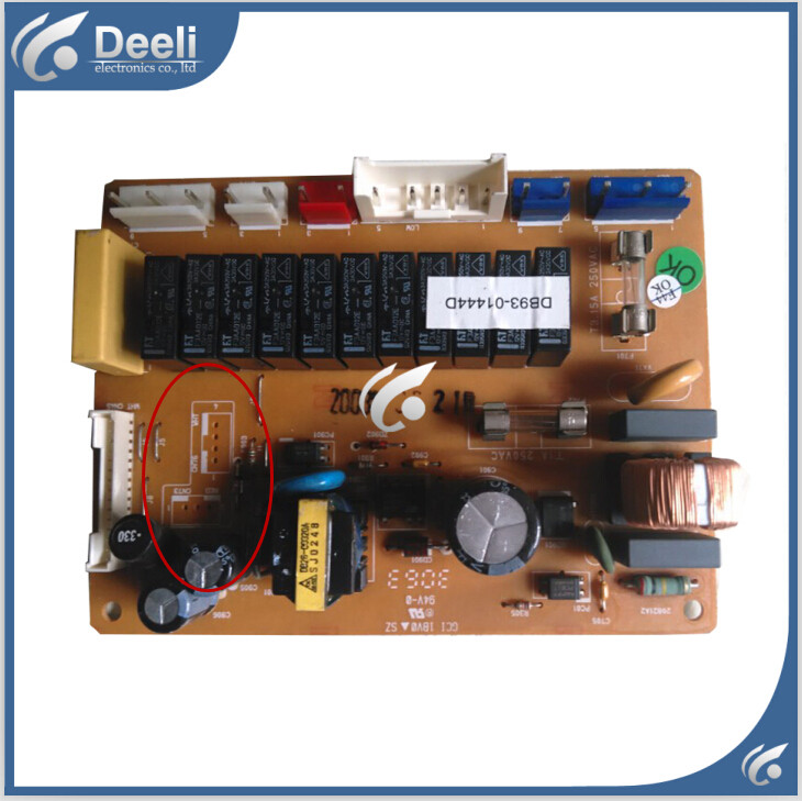 95% new good working for air conditioner control board pc board DB93-01444D good work 95% new