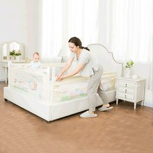 Baby Bed Rail Baby Bed Safety Guardrail Upgrade Cot Playpen Security For Children Bed Fence Fit For All Type Bed