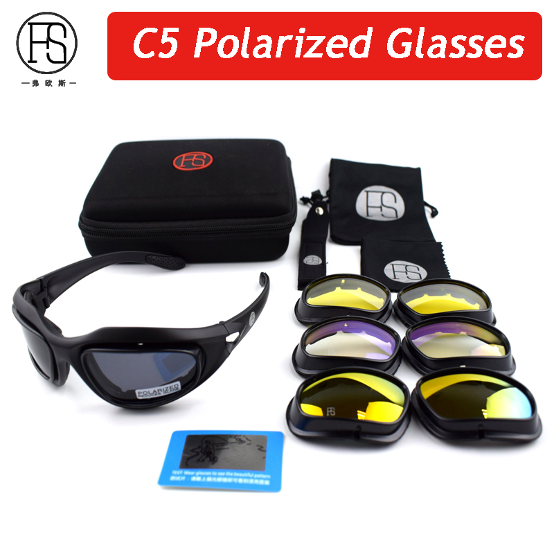 Caminhadas Eyewears Óculos de Sol Tático ao ar Venda Quente Polarizada 4f0f25c450