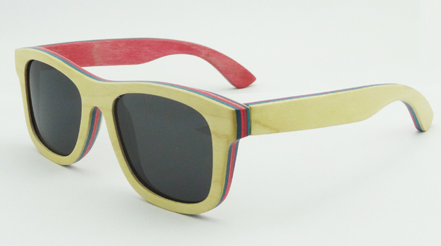 purely hand made nature bamboo sunglasses women brand designer real wood sunglasses oculos de sol masculino madeira Z68003