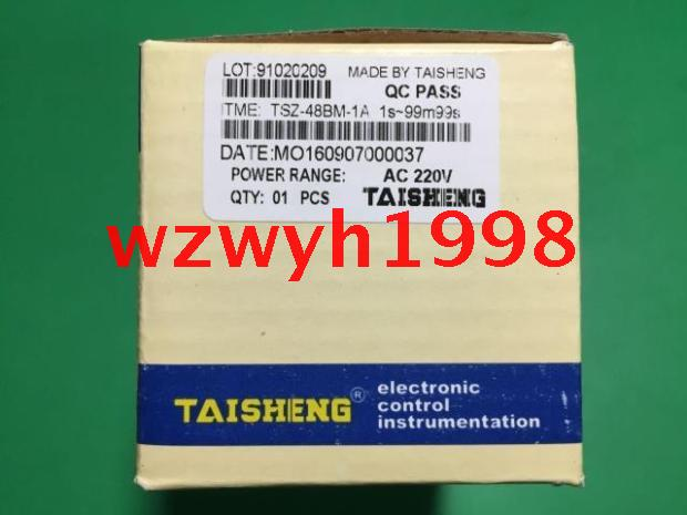 Genuine oven timer TAISHENG TSZ-48BM-1A oven time relay genuine taiwan research anv time relay ah2 yb ac220v