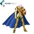 Marca Galactic Nebula Saint Seiya Mito Pano De Ouro Ex Aries Mu Action Figure Anime Collectible Modelo Plasitc Brinquedos Kid Adulto presente