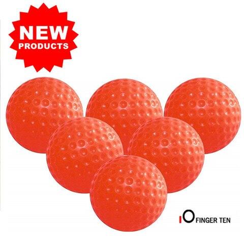 Prática de Golfe Bolas de Espuma de Espuma de Golfe Prática ao ar Livre para Homens Dedo Bolas Indoor Bola Mulheres Crianças Valor 12 Pack Macias Dez