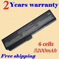 Jigu 4400 mah da bateria do portátil para fujitsu para fujitsu amilo v3205 si1520 pro 564e1gb squ-518 squ-522 de 6 células