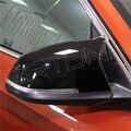 Para BMW 1 2 3 Series 4 X F20 F21 F22 F23 F30 F31 F32 F33 F36 X1 E84 M3 M4 Olhar Gloss Preto Vista Traseira Espelho Lateral cobrir