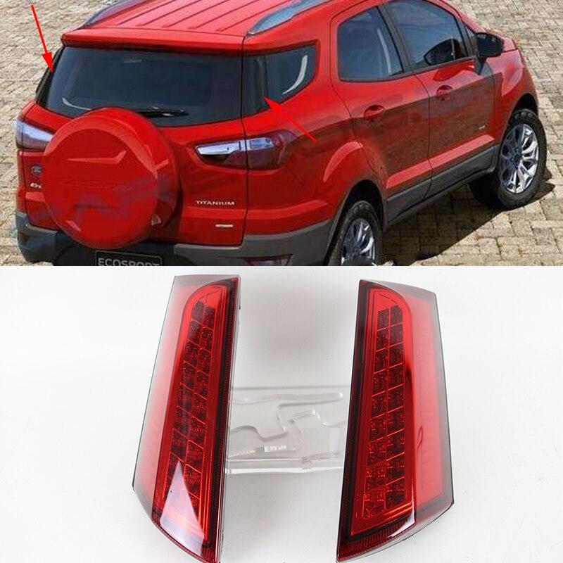 Car Flashing Rear lamp For Ford Ecosport 2013 2014 2015 2016 2017 2018 LED Rear Light