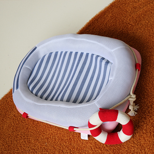 Comfortable Boat Dog Bed Soft Washable