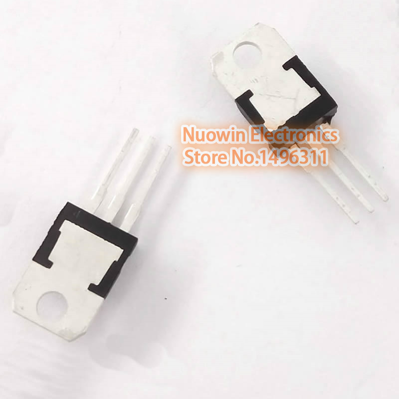 10pcs COMPLEMENTARY SILICON POWER DARLINGTON TRANSISTORS TIP122