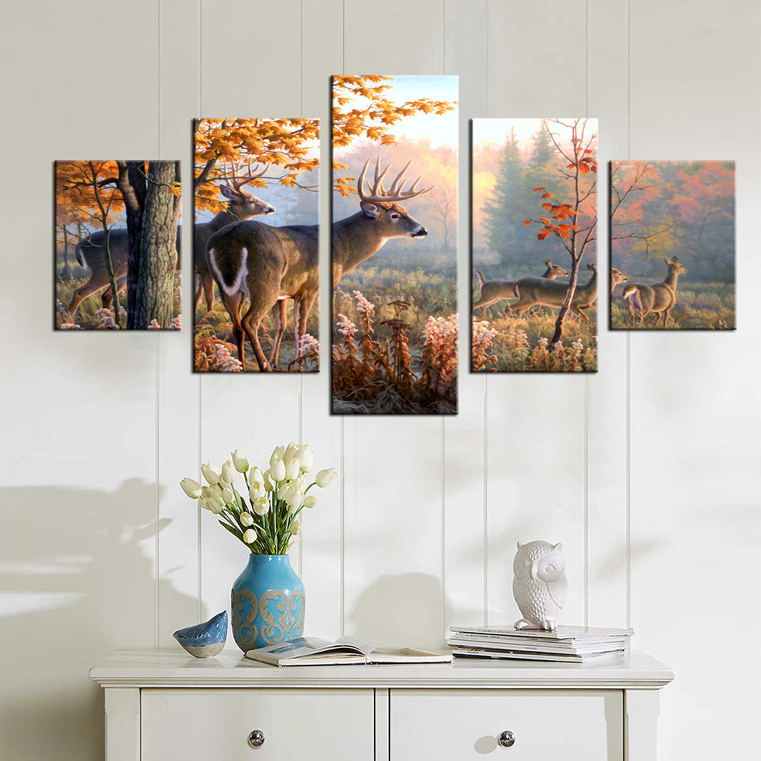 Drop Shipping Oil Painting Wall Art Canvas Prints Free Shipping
