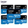 Lexar TF micro sd 16GB 32GB 64GB class10 633x memory SD card 512GB 128GB 256GB max95m/s Nintendo switch For USB3.0 Card Reader