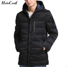 Hot High Qualit Fashion White Duck Down Jacket Men Thicken Warm Varsity Jacket Autumn Winter Windbreak Parka Casual Outwear Coat