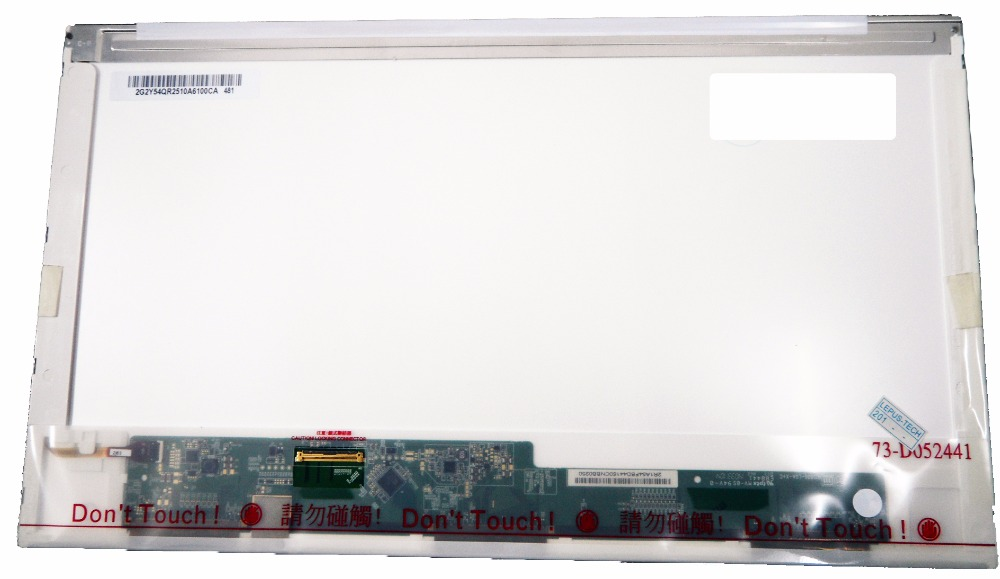 New Compatible model Replacement Laptop LCD Screen For HP COMPAQ PRESARIO CQ57 SERIES ! quying laptop lcd screen for hp compaq hp pavilion dv6 series 15 6 inch 1366x768 40pin tk