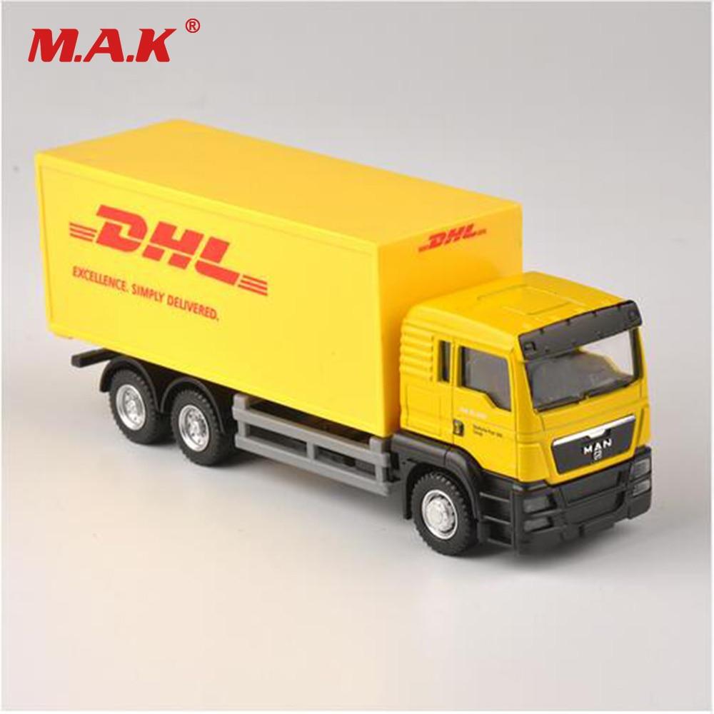 1:64 modelo de escala del carro camión Diecast expreso modelo de - Vehículos de juguete para niños - foto 3