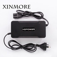 XINMORE 58.8V 4A Battery Charger For 48V (51.8V) lithium Battery Electric bicycle Power Electric Tool for Switching & CD Player