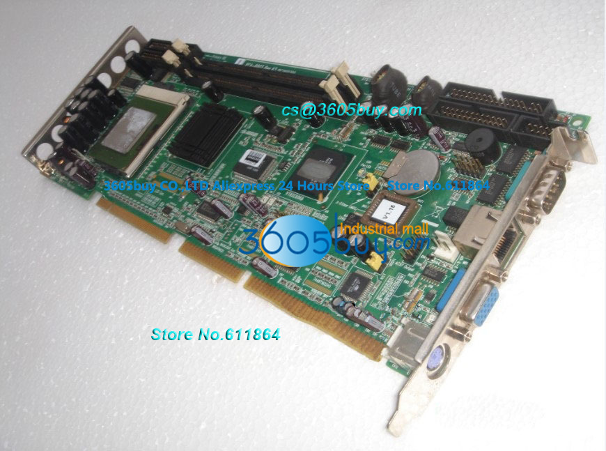 PCA-6003 Rev.A2 PCA-6003VE industrial Board 100% tested working 100% Tested Good Quality