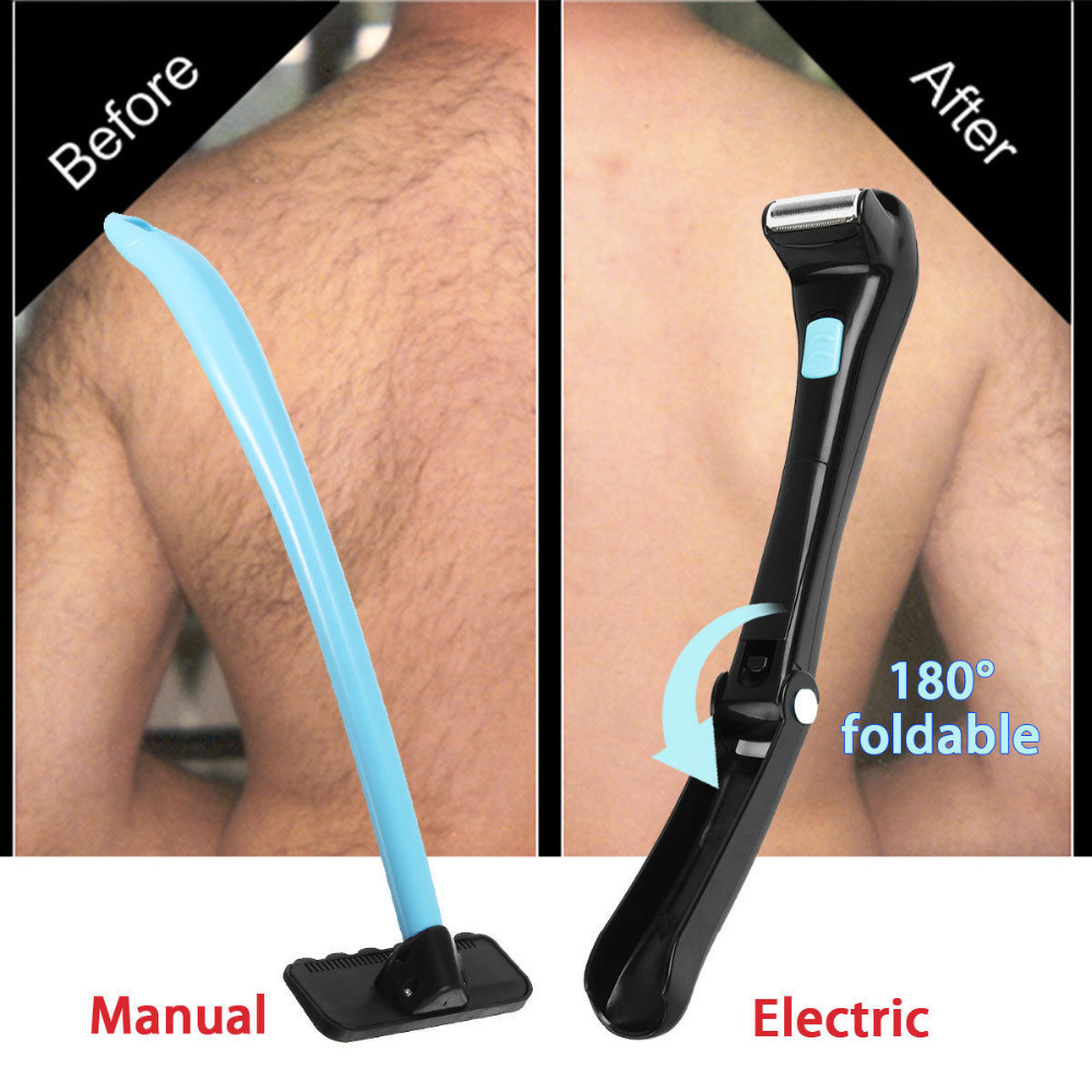 Electric manual do it yourself back shaver remover shaving pro electric manual do it yourself back shaver remover shaving pro body hairtrimmer long handle in hair trimmers from home appliances on aliexpress solutioingenieria Choice Image