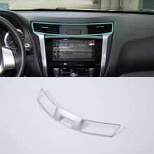 ABS Inner Door Handle Holder air vent  Cover Trim For Nissan 2018 TERRA tomefon for suzuki swift 2017 2018 2019 abs inner window shift armrest panel door handle catch cover trim air vent outlet 12pcs