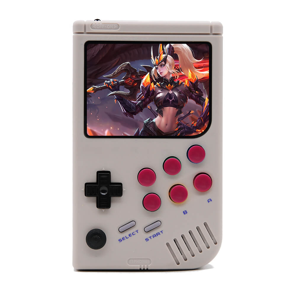 Nouveau 2.0 rétro lcl-pi Raspberry Pi pour jeu garçon Console de jeu portable jeu portable classique lecteur de jeu vidéo Raspberry Pi 3B/A + - 6