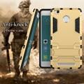 Pc y tpu hybrid a prueba de golpes armor cubierta de la caja del teléfono de xiaomi redmi 3 pro holder casos para redmi3 pro antidetonantes caso