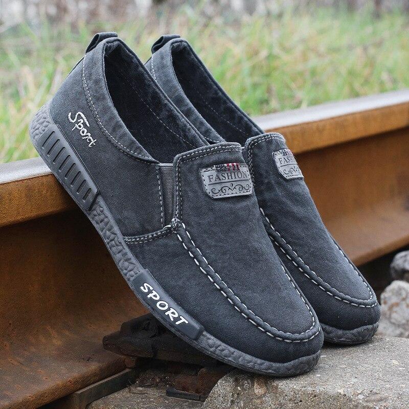 049d8127 Zapatos casuales para Hombre de moda de primavera y verano de moda con  cordones y transpirables