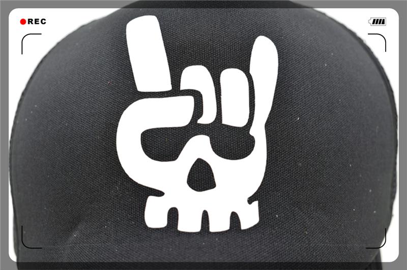 black trucker hat DSC_1609