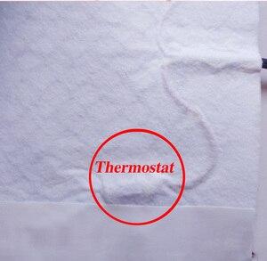 Image 5 - ウォーマーシートカバー 12 v 2 席 4 パッドユニバーサル炭素繊維を加熱シートヒーター加熱 12 v パッド 2 ダイヤル 5 レベルスイッチ冬