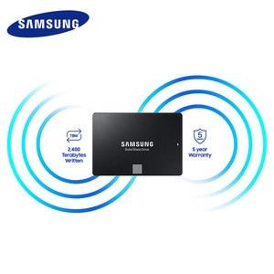 Image 2 - SAMSUNG interna de disco de estado sólido 860 EVO 250 GB 500 GB escritorio del ordenador portátil PC Disco Duro HDD SATA3 2,5 pulgadas SSD TLC disco duro de 1 TB