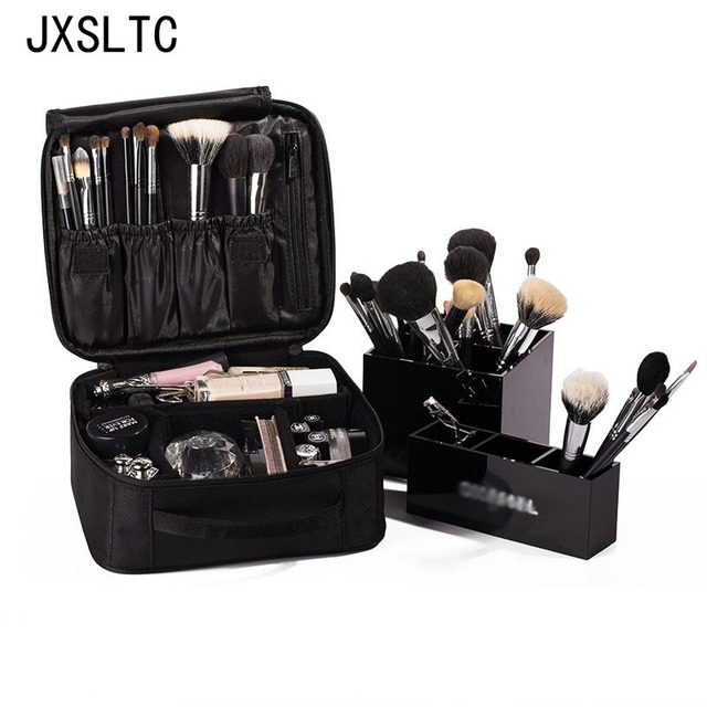 High Quality Cosmetic Storage Bags Female Beautician Professional Makeup Kit Organizer Multifunctional Organize Bag
