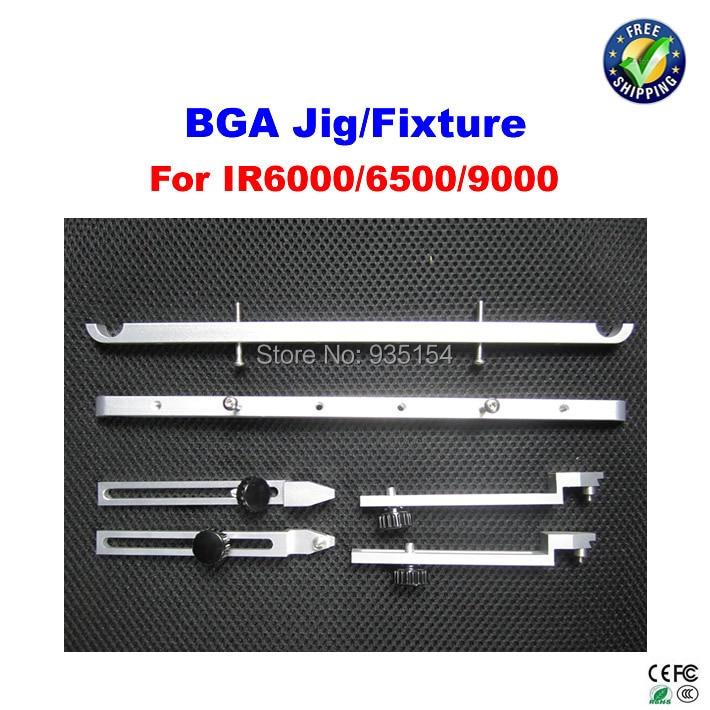 Free ship!! BGA Jig / Fixture / clamp / Bracket for IR6000 IR6500 & IR9000 rapid fixture clamps fixture clamp fastening compactor gh101a