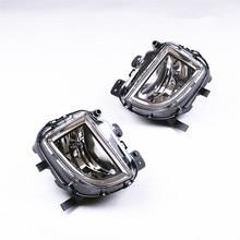 Передний Левый Правый Галогенные Противотуманные фары Противотуманные фары Для VW GTI Golf GTD Jetta GLI MK6 5K0 941 699 E 5K0 941 700 E 5ND941699A 5ND941700A