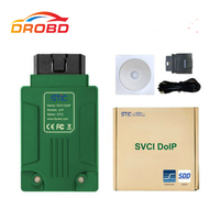 SVCI DoIP JLR Diagnostic Tool with for PATHFINDER&JLR SDD V156 for Jaguar/Land Rover 2005 2019 with Online Programming Function
