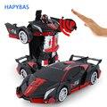 Высокое качество RC автомобиль 1:12 большой жесты зондирования преобразование электрической энергии роботы спортивные автомобили дрейф моде...