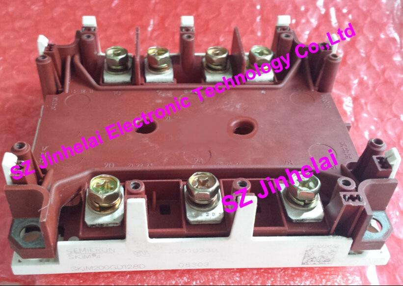 SKiM200GD128D SEMIKRON IGBT MODULE skiip37nab12t4v1 is new semikron igbt module