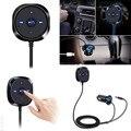 Новое Поступление Bluetooth 4.0 Беспроводной Музыкальный Приемник 3.5mm Адаптер Автомобильный Комплект Громкой Связи AUX Спикер 3.5mm Jack Bluetooth для спикер