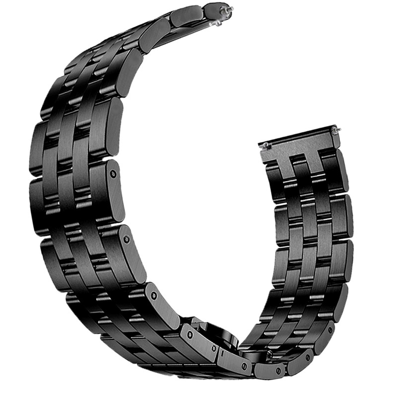 22mm Stainless Steel Watch Band for Samsung Gear S3 Classic / Frontier Link Bracelet Wrist Strap for Galaxy Watch 46mm bands22mm Stainless Steel Watch Band for Samsung Gear S3 Classic / Frontier Link Bracelet Wrist Strap for Galaxy Watch 46mm bands